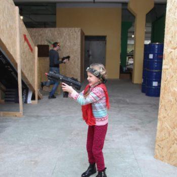 Дети со специальными тагерами